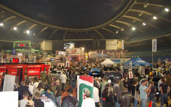 The auto show modified Castrol SCP offers a host of activities for its 9th edition picture #7