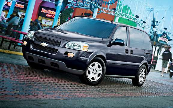 Chevrolet Uplander / Pontiac Montana SV6, always available picture #1