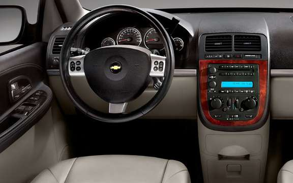 Chevrolet Uplander / Pontiac Montana SV6, always available picture #3