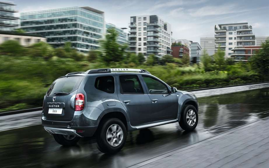 Dacia Duster: Always Dacia Duster more picture #3