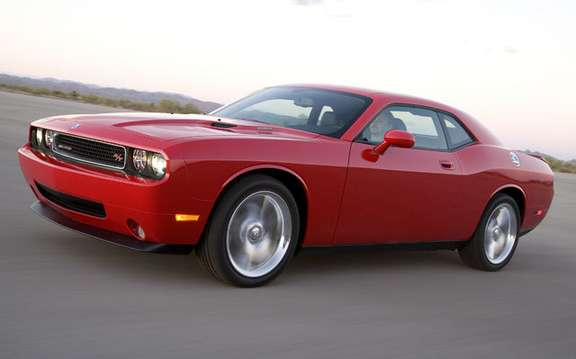 2009 Dodge Challenger value content and bosses for a more attractive MSRP picture #1