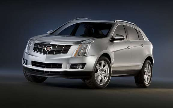 What's New Cadillac CTS Sport Wagon with SRX 2010 and picture #7