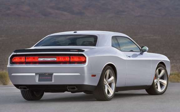 2009 Dodge Challenger value content and bosses for a more attractive MSRP picture #6