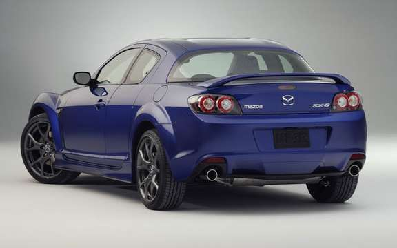 The Mazda RX-8, 2009, presents a new sport package for version R3 picture #2