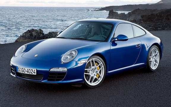 Porsche 911, the emanations of CO2 is reduced picture #2