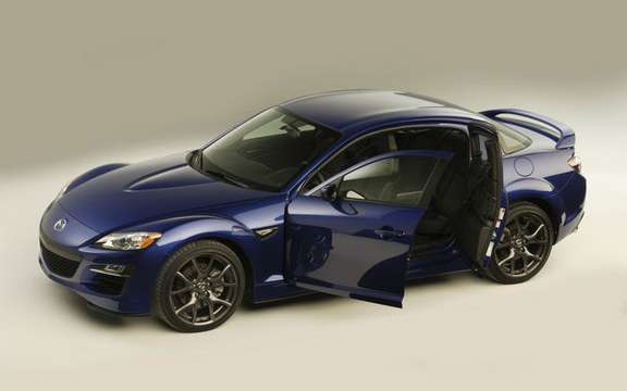 The Mazda RX-8, 2009, presents a new sport package for version R3 picture #5