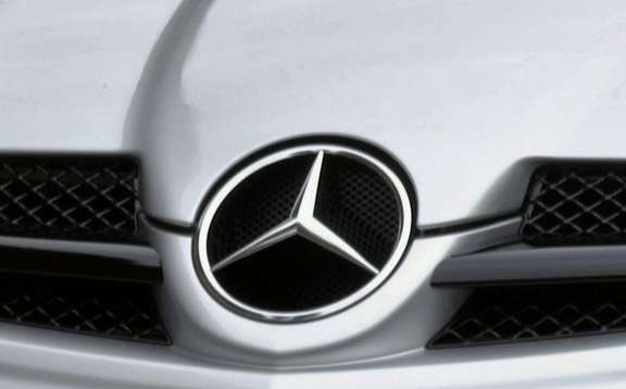 Mercedes-Benz Canada had its best month ever with sales of 2,632 units
