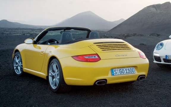 Porsche 911, the emanations of CO2 is reduced picture #3