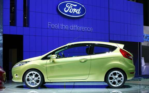 Ford Fiesta Mexican