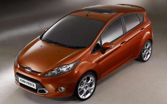Ford Fiesta Mexican picture #2