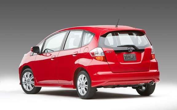 Unveiling of the 2009 Honda Fit picture #4