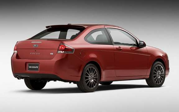 Ford unveiled its 2009 model Focus section picture #2