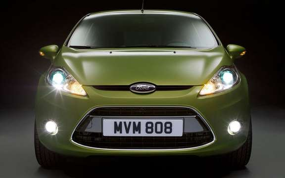 Ford Fiesta Mexican picture #6
