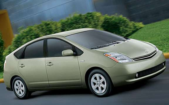 Toyota Prius, more than one million units sold picture #3