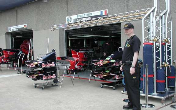 Open day at the Grand Prix of Canada picture #12