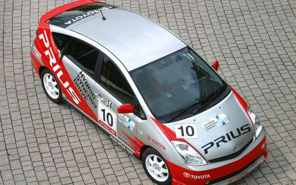 Toyota Prius, more than one million units sold picture #5