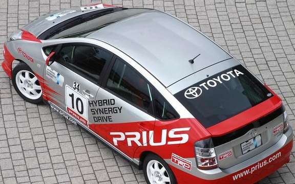 Toyota Prius, more than one million units sold picture #6