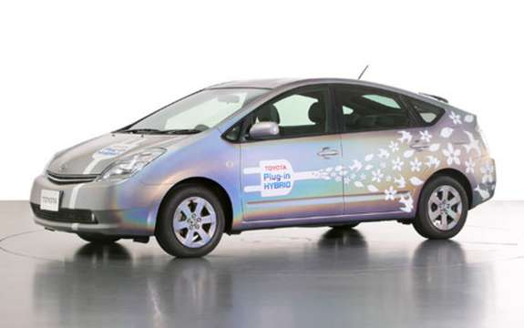Toyota Prius, more than one million units sold picture #7