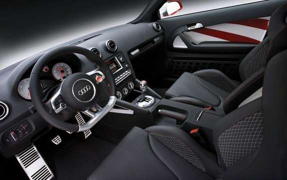 The Audi A3 TDI Clubsport Quattro Concept, in the footsteps of ... picture #8