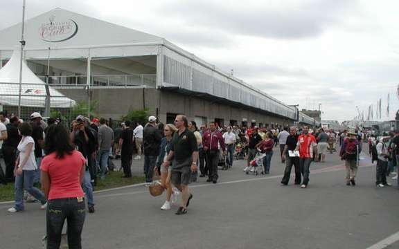 Open day at the Grand Prix of Canada picture #18