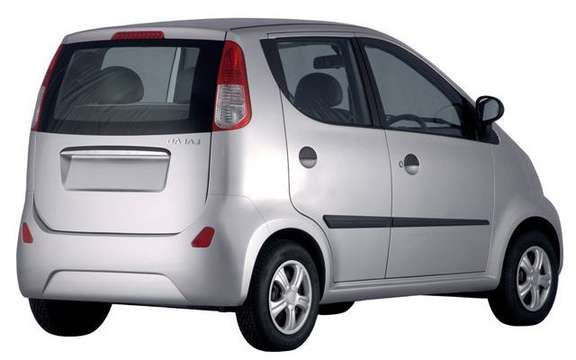Renault Nissan alliance with the Indian Bajaj to produce a car 2,500 dollars picture #3