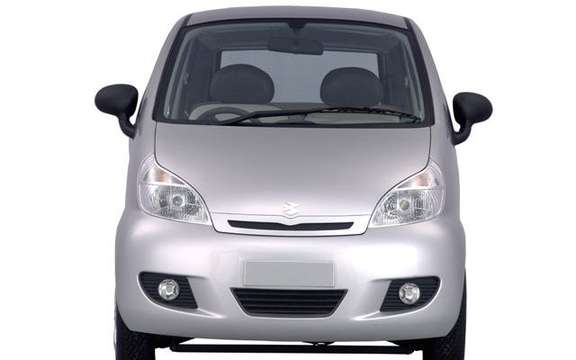 Renault Nissan alliance with the Indian Bajaj to produce a car 2,500 dollars picture #4