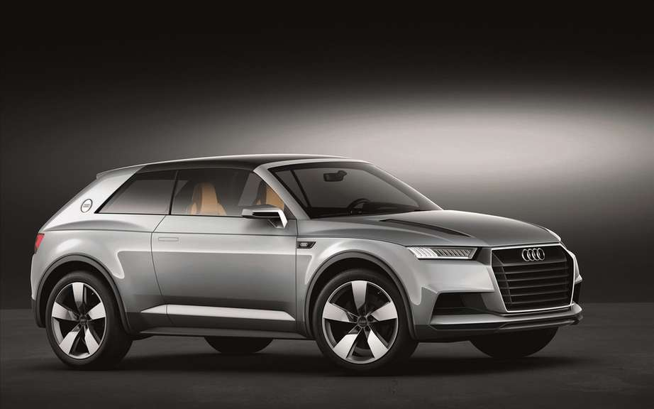 Audi recorded the names SQ2, SQ4, Q9 and f-tron picture #5