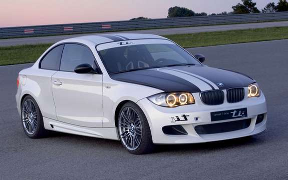 Resurrection of BMW branded 'tii' picture #2