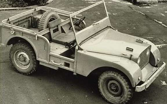 Land Rover celebrates its 60 years and still growing picture #1