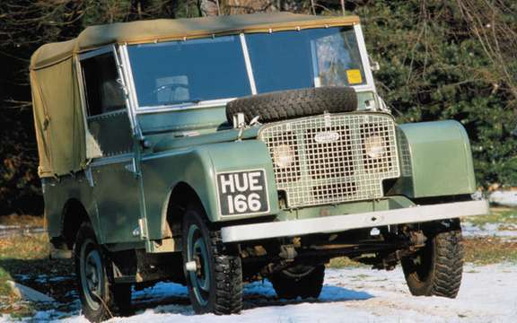 Land Rover celebrates its 60 years and still growing picture #2