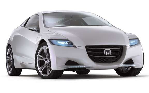 Honda communicate additional information about its new small hybrid car picture #7