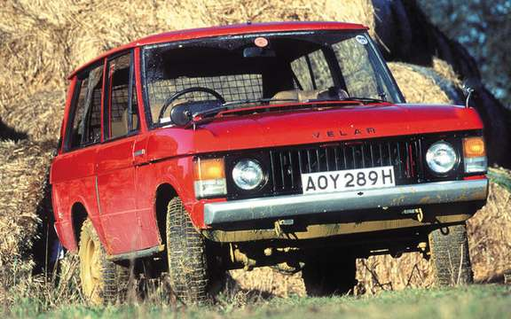 Land Rover celebrates its 60 years and still growing picture #4