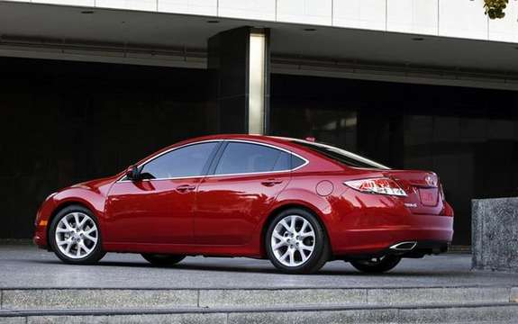 Mazda presents the 2009 Mazda6 picture #5