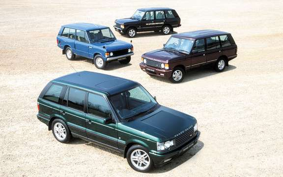 Land Rover celebrates its 60 years and still growing picture #8