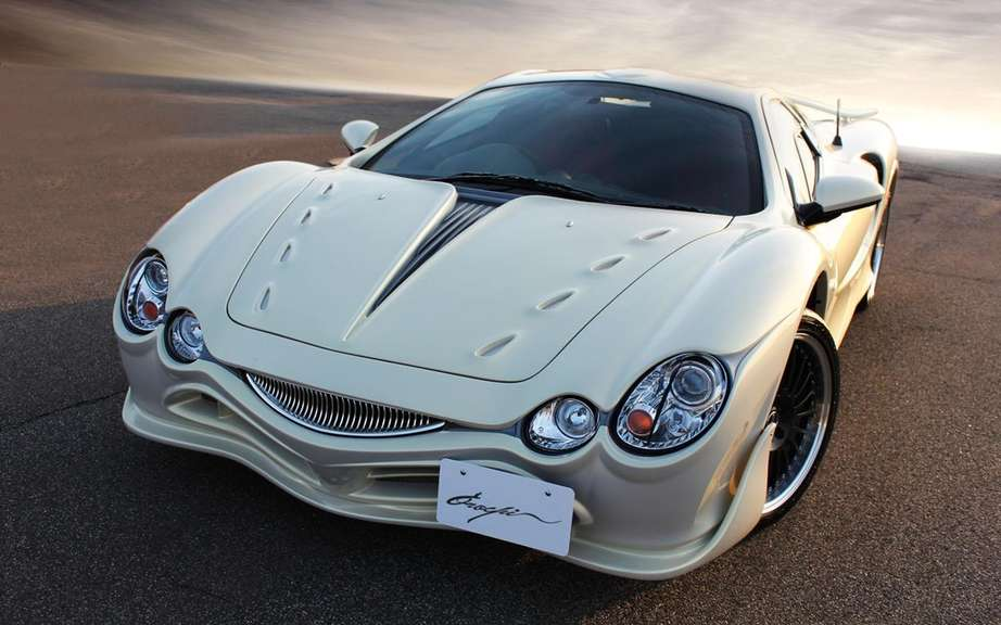 The end for the Mitsuoka Orochi