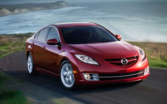 Mazda presents the 2009 Mazda6 picture #6