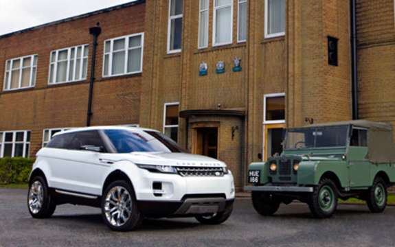 Land Rover celebrates its 60 years and still growing picture #10