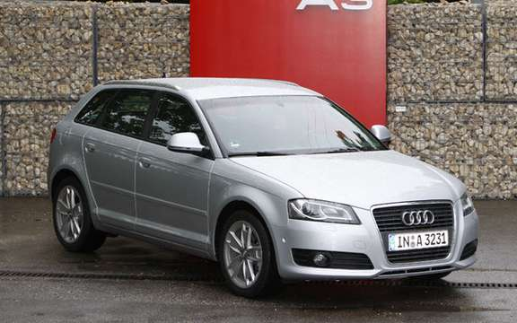 2009 Audi A3, a major overhaul as it looks