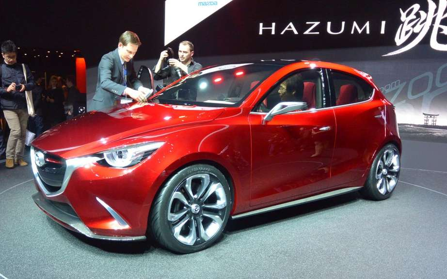 Mazda reinvents the rotary engine picture #1