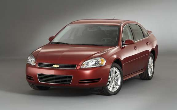 Chevrolet celebrates 50 years of Impala with the Commemorative Edition