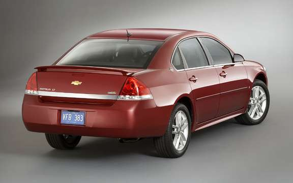 Chevrolet celebrates 50 years of Impala with the Commemorative Edition picture #2