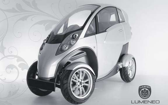 Smer, the French urban two-seater picture #2