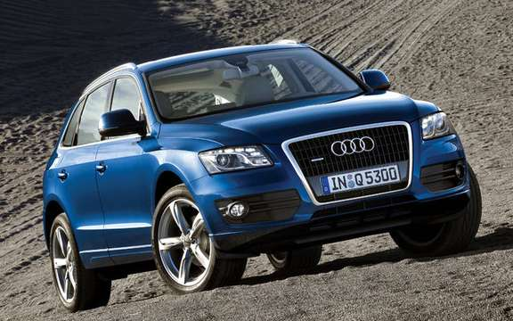 Audi Q5 finally unveiled picture #2