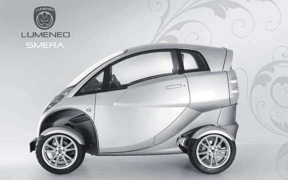 Smer, the French urban two-seater picture #3