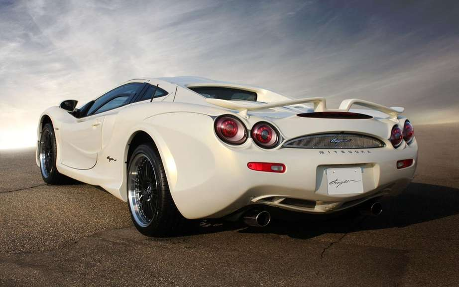 The end for the Mitsuoka Orochi picture #2