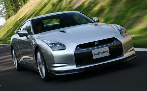 Nissan dealers Canada unveiled the GT-R 2009 picture #2