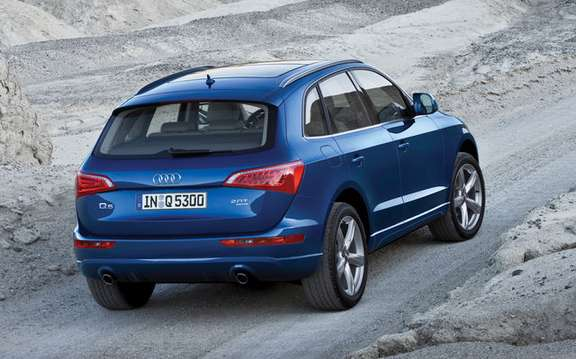 Audi Q5 finally unveiled picture #5