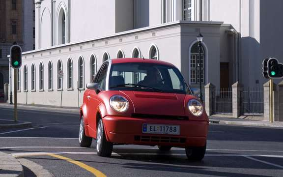 A Norwegian manufacturer soon sell an electric car in the USA picture #2