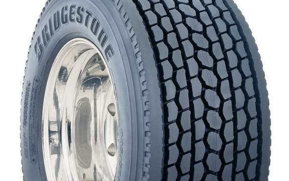 The wide base tires Greatec get the SmartWay certification