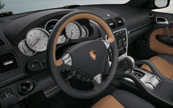 Beijing is the new Porsche Cayenne Turbo S picture #5